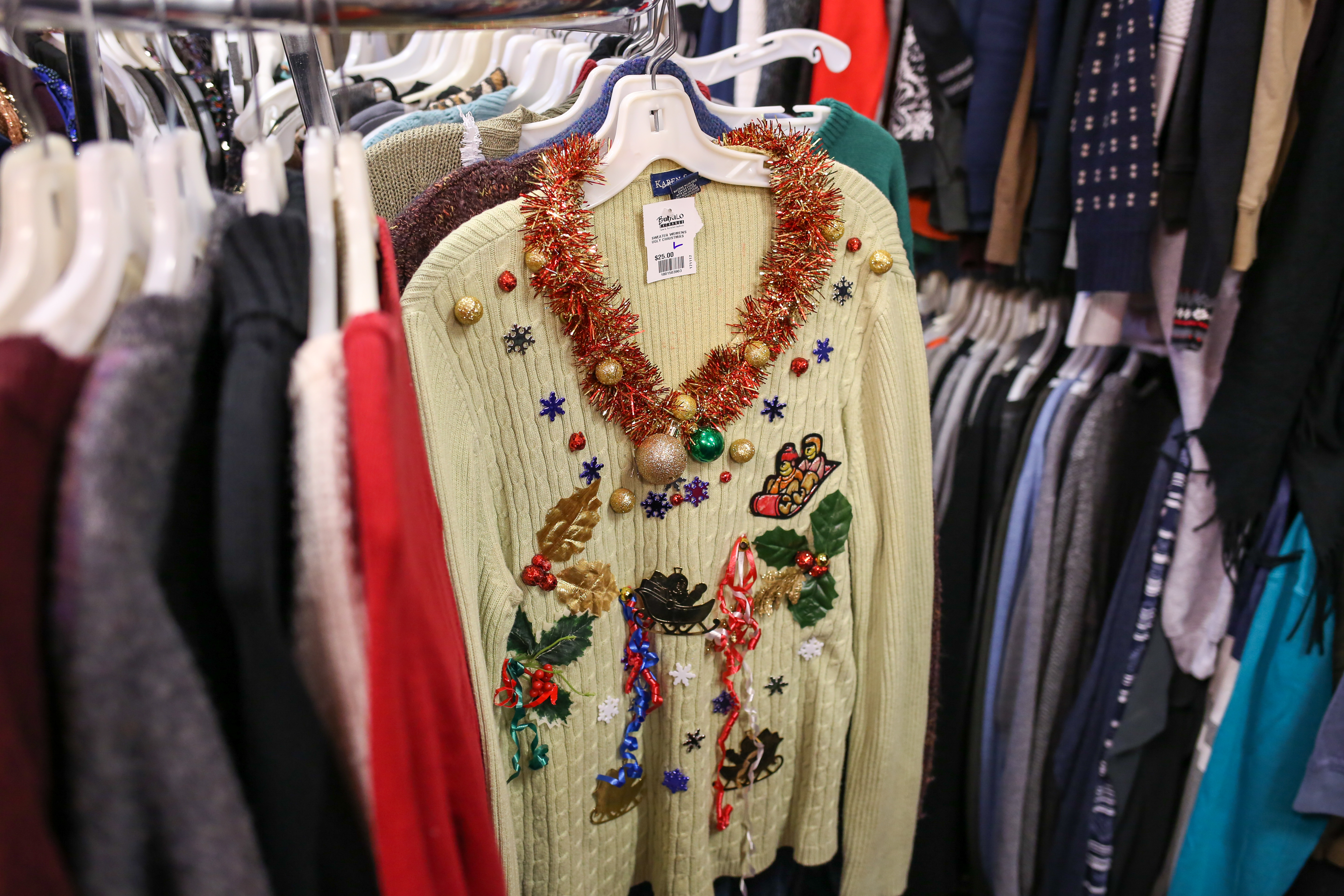 Buffalo Exchange,{ }1318 14th St NW - $25 (Amanda Andrade-Rhoades/DC Refined)
