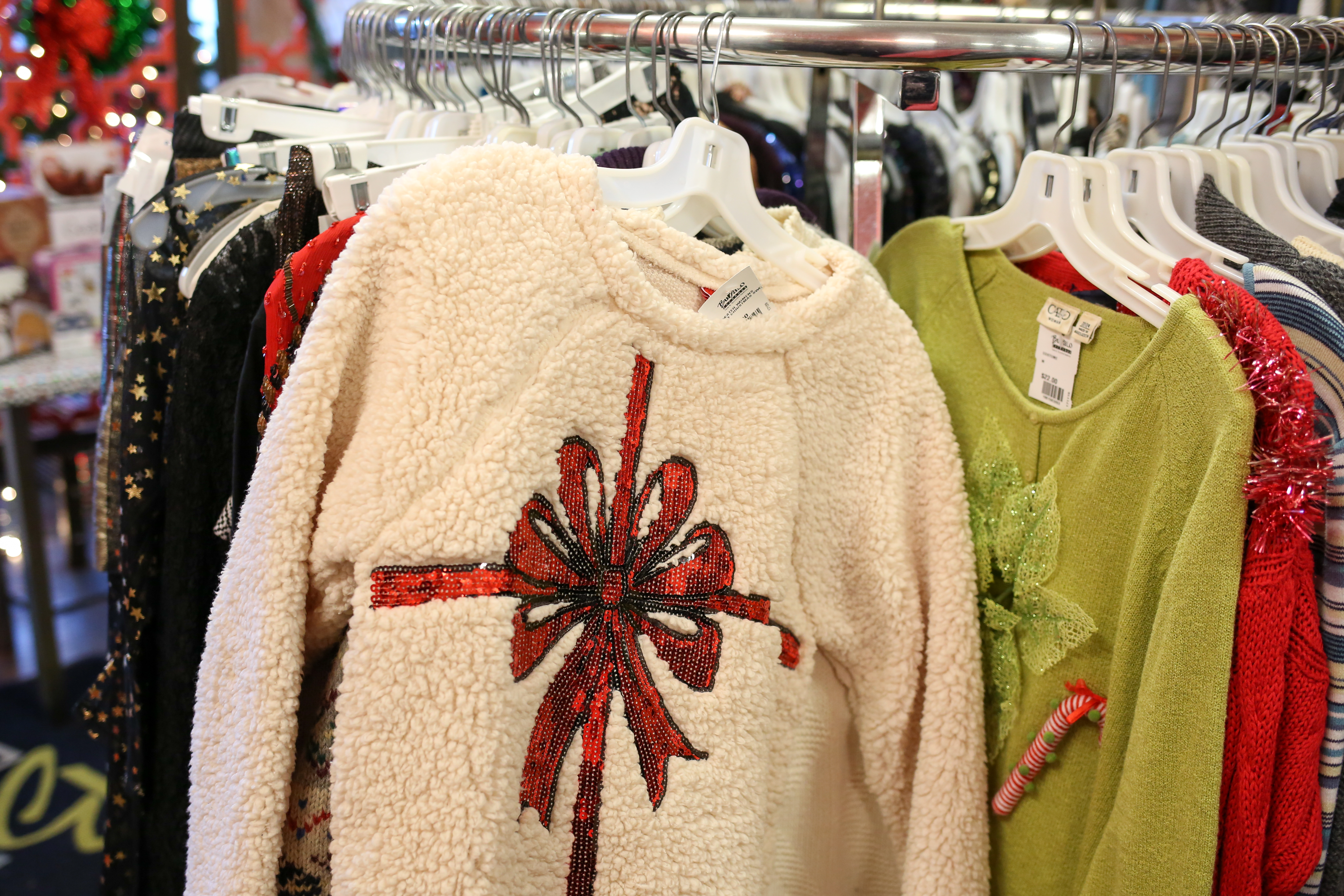 Buffalo Exchange,{&amp;nbsp;}1318 14th St NW - $13 (Amanda Andrade-Rhoades/DC Refined)<p></p>