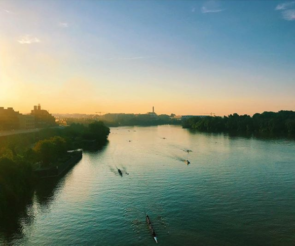 D.C. Instagrammers using the editing app VSCO have come up with the #VSCODC to showcase their photos, and trust us, they are the awesome visuals you didn't even know you needed in your life! (Image: Via IG user @rach_clark)