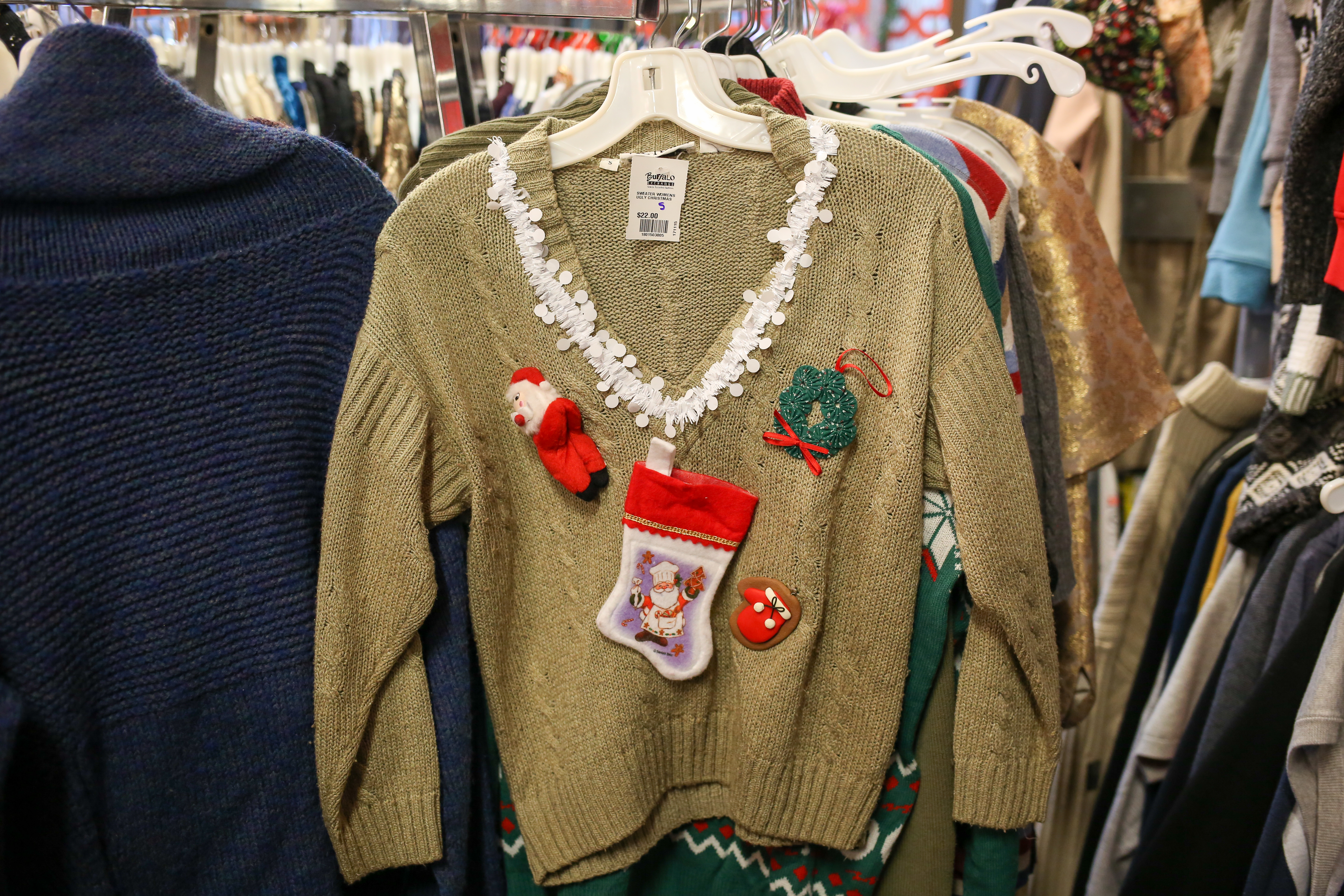 Buffalo Exchange,{ }1318 14th St NW - $22 (Amanda Andrade-Rhoades/DC Refined)