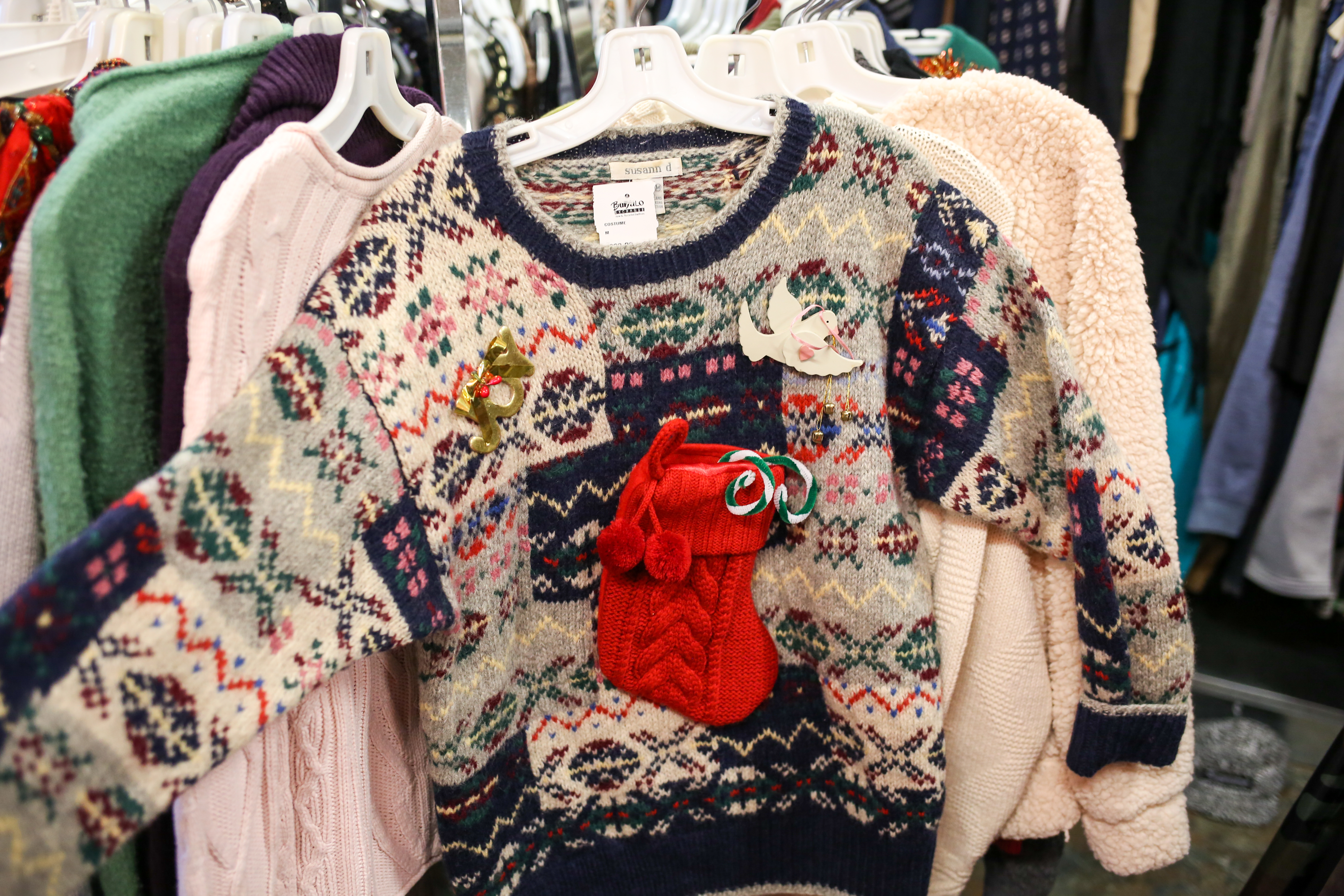 Buffalo Exchange,{ }1318 14th St NW - $30 (Amanda Andrade-Rhoades/DC Refined)
