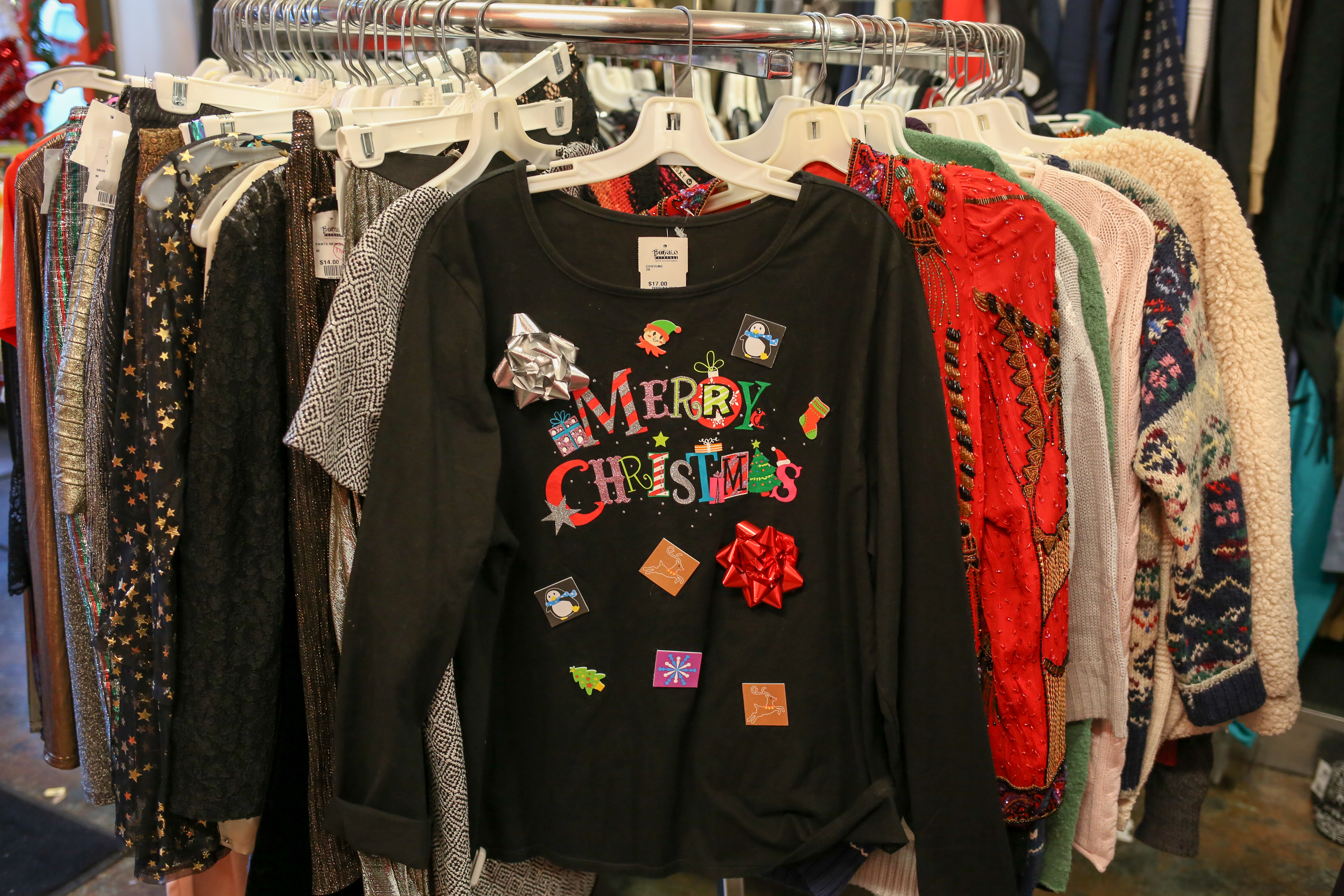 Buffalo Exchange,{ }1318 14th St NW - $17 (Amanda Andrade-Rhoades/DC Refined)