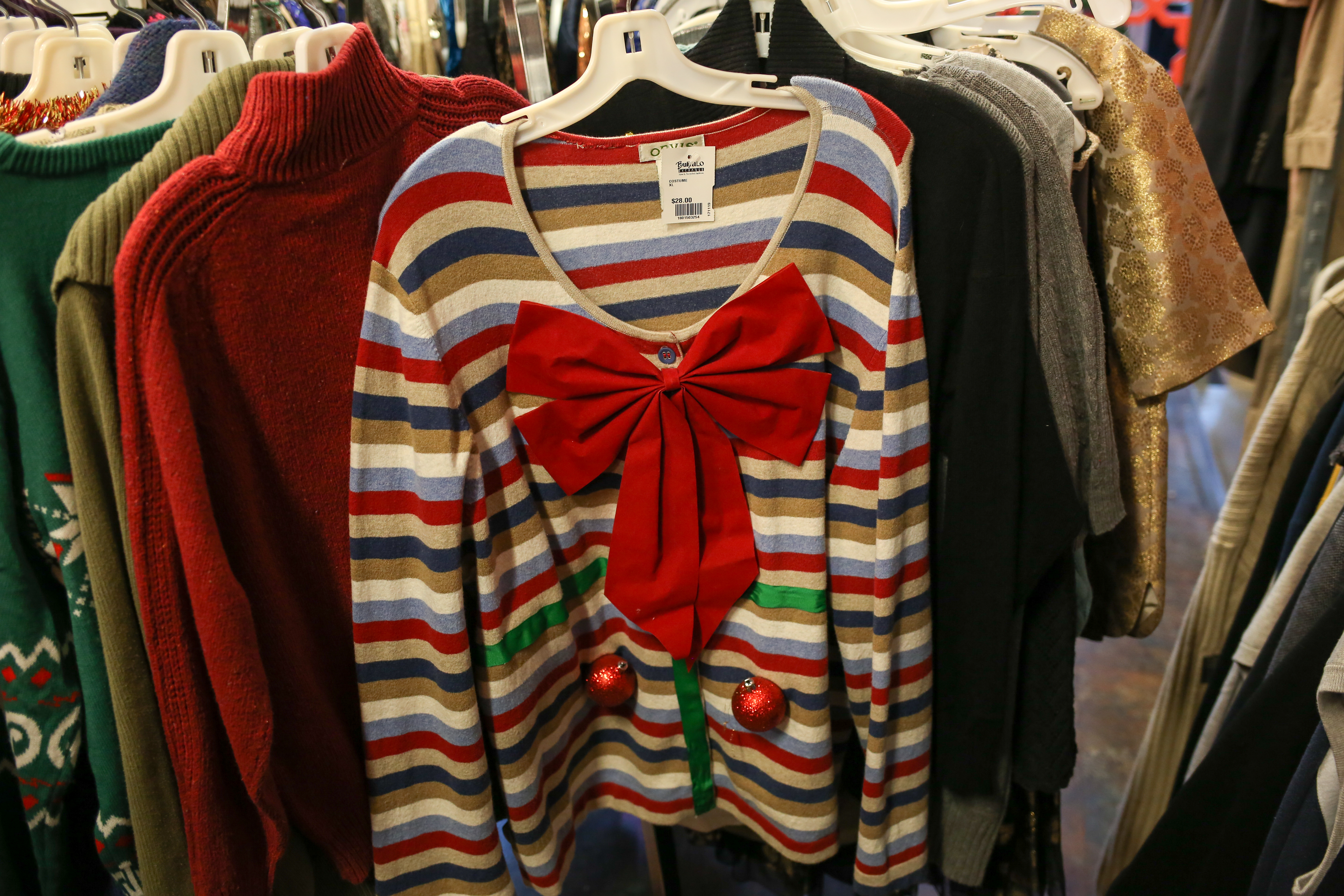 Buffalo Exchange,{ }1318 14th St NW - $28 (Amanda Andrade-Rhoades/DC Refined)