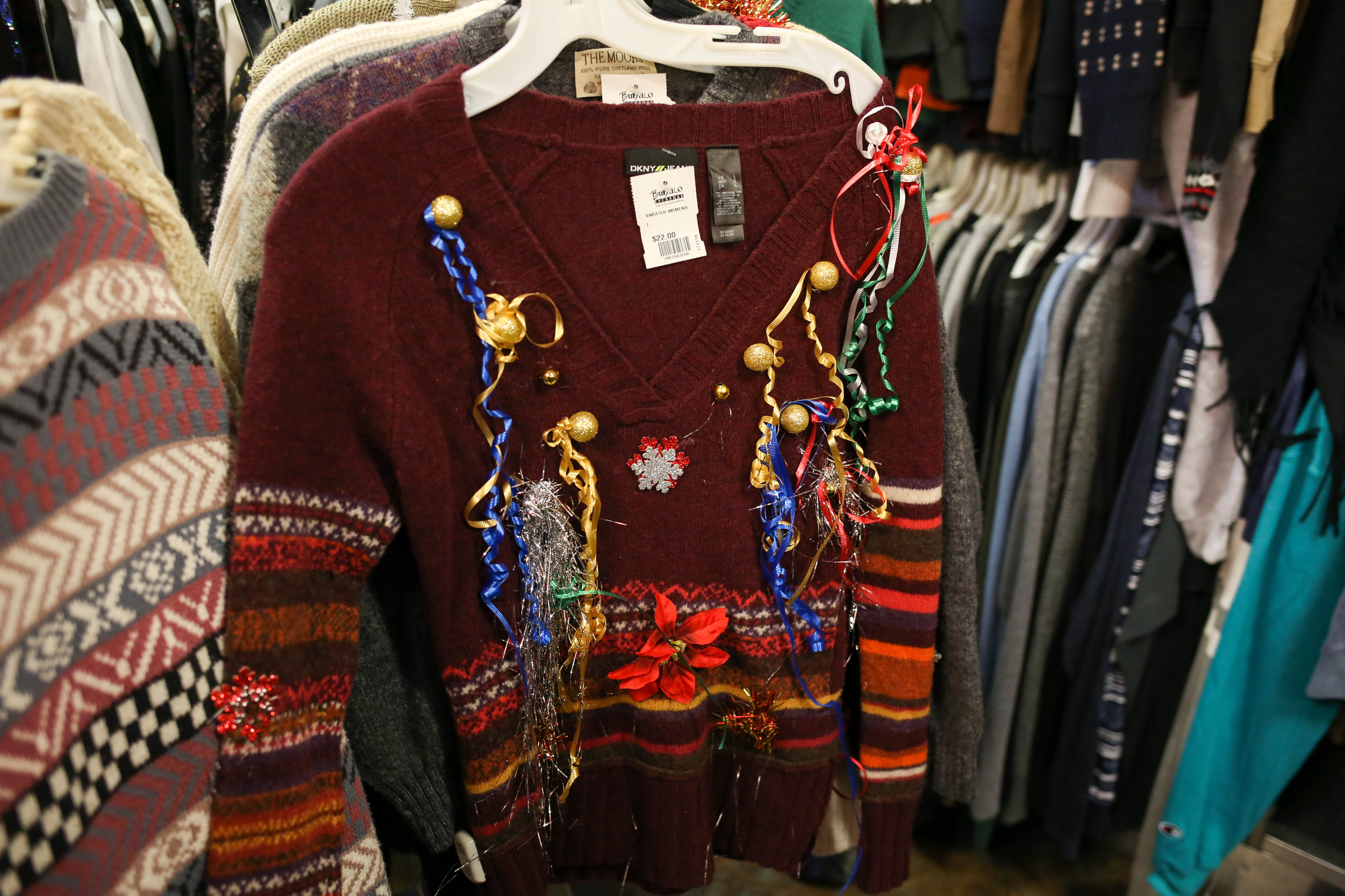 Buffalo Exchange,{&amp;nbsp;}1318 14th St NW{&amp;nbsp;} (Amanda Andrade-Rhoades/DC Refined)<p></p>