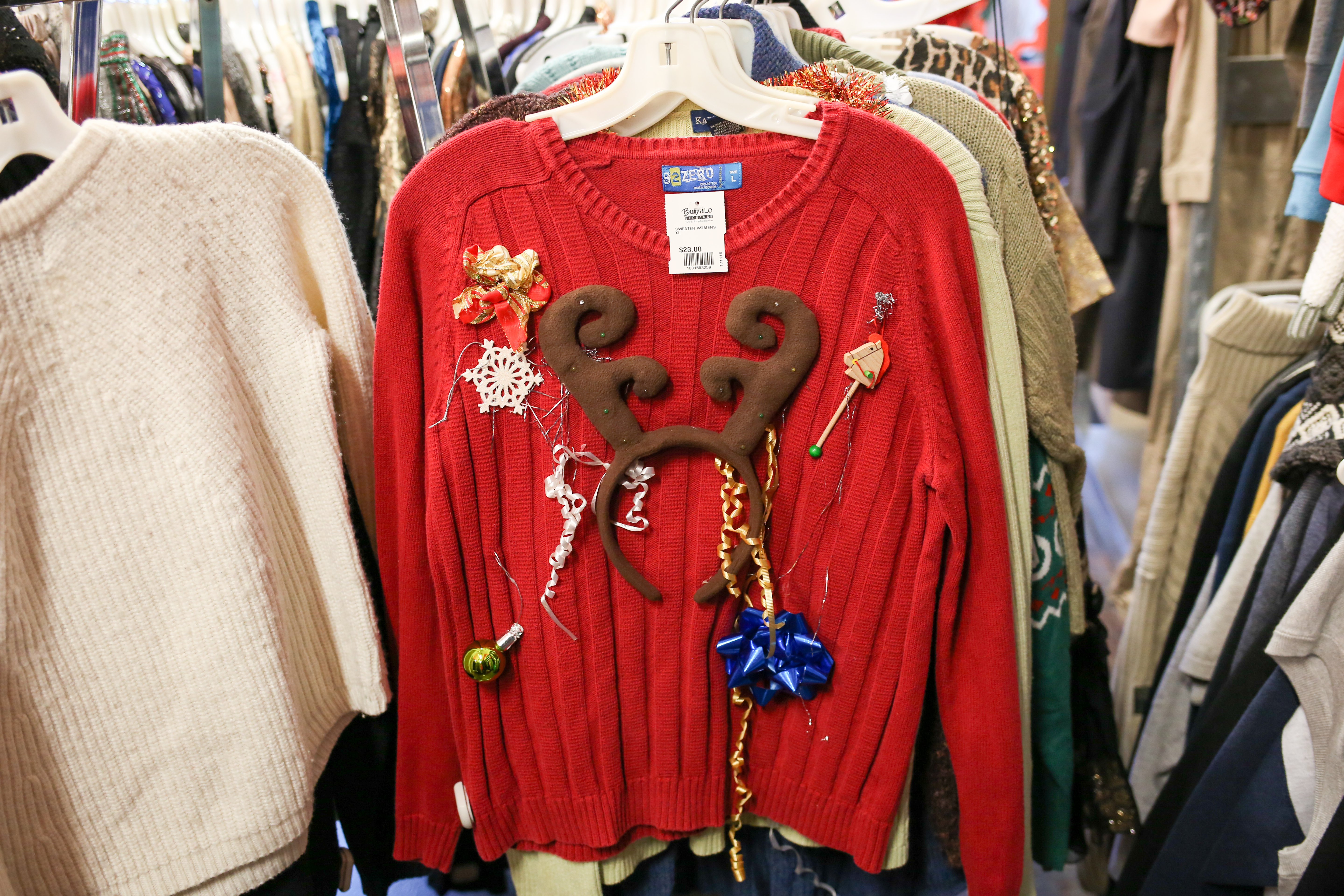 Buffalo Exchange,{ }1318 14th St NW - $23 (Amanda Andrade-Rhoades/DC Refined)